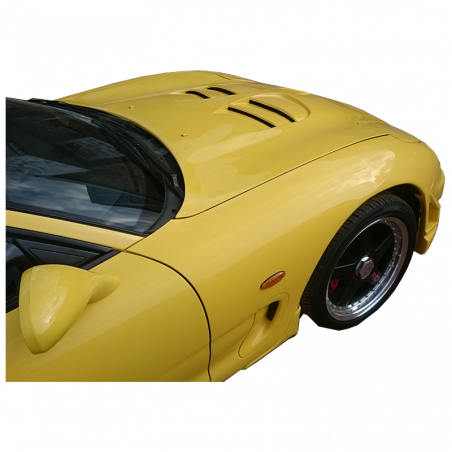 MAZDA RX7 BONNET CUSTOM