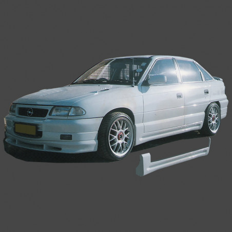 OPEL ASTRA SIDE SILL PANEL LH