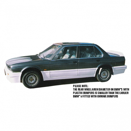 BMW E30 325is REAR FENDER...