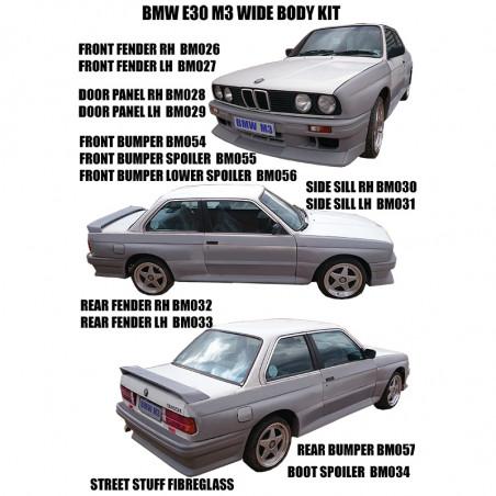 BMW E30 M3 WIDE BODY KIT (...