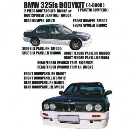 BMW E30 325is BODY KIT 4...