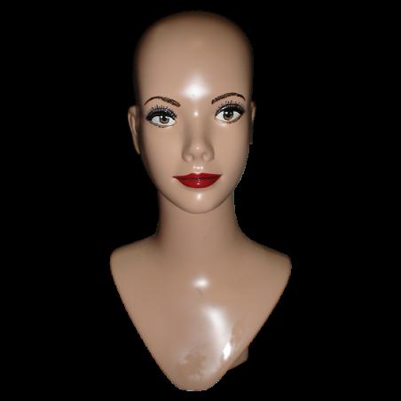 FEMALE HEAD HAIRDRESSER 1