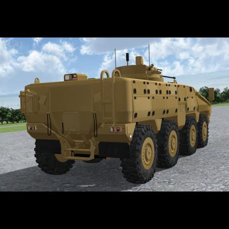 PARAMOUNT MBOMBE 8X8 APC 3D...