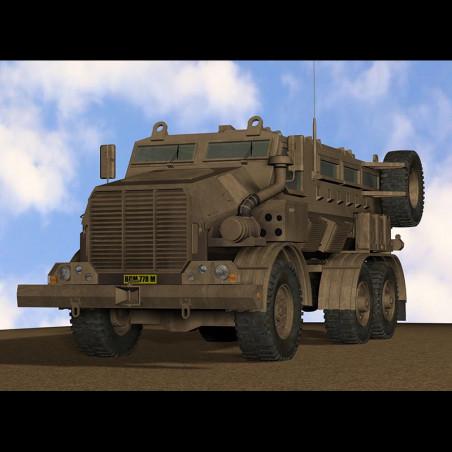 CASSPIR MK 6 MRAPV 3D MODEL