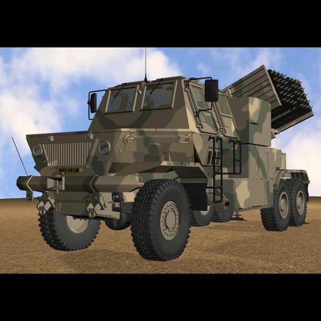 SADF BATELEUR MRL 3D MODEL