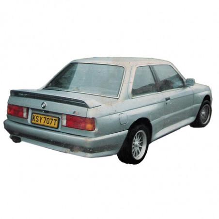 BMW E30 ZENDER M3 REAR BUMPER