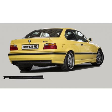 BMW E36 REAR BUMPER INSERT