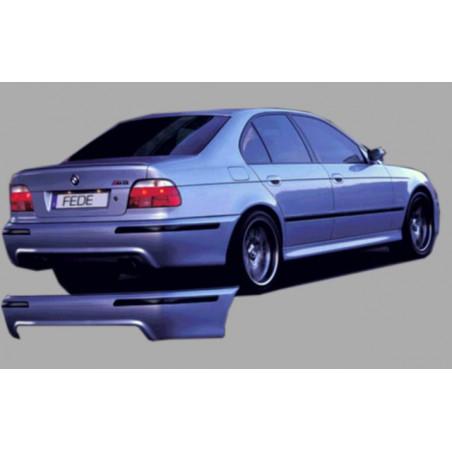 BMW 5 SERIES REAR BUMPER
